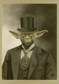 Sir Yoda $18.00