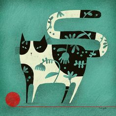 Animal Illustration by Terry Runyan