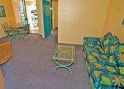 Aruba Surf Resort - Lounge Room - Broadbeach Holiday Apartments