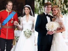 It's not just royal weddings – there are some pretty big differences between normal British and American weddings too.