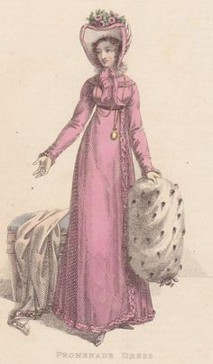 1815 I love love love this! it's pink and pretty! and Regency!!!!