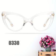 0d04e17365 Kristin Cat Eye Glasses FP0330-02 Prescription Glasses Online