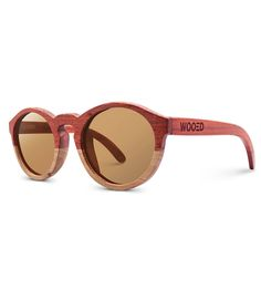 Francis Wood Sunglasses by Wooed on Scoutmob
