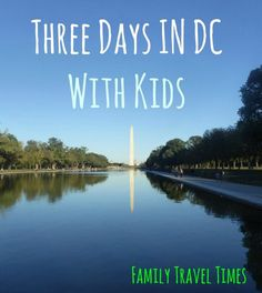 We spent three days in Washington DC with Jess (13), and Robert (10). Find out what the best thing to do in the city is, from all of the family!