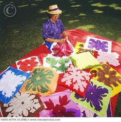 wish mu Auntie could have taught me how to quilt!!