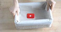 В этом видео мастер-классе я подробно покажу, как сделать быстро и легко очень удобный и красивый органайзер для хранения ваших вещей, который украсит ваш интерьер.