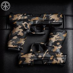 "856 Likes, 16 Comments - Republic Rifle LLC RR⚡️OC (@republicrifle) on Instagram: ""Squad... #ceraking #cerakote #wegotthemeats #glock #mandpshield #9mm #getoutandtrain…"""