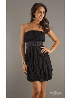 Black dresses for teens