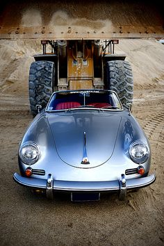 Porsche 356 -   CMR2-It's Nice To Win The Race, But Watch Out For Whomever is Right Behind You!