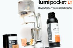 LumiPocket LT Launches on Kickstarter–3D Printer Also Offers Laser Engraving & PCB Etching http://3dprint.com/90401/lumipocket-lt-kickstarter/