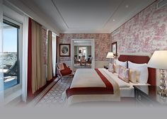 Penthouse Presidential Suite, Hotel Sacher Vienna