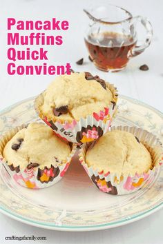 If you love pancakes and you are short on time you will love this quick and easy Harvest Pancake Muffin- Puffins great fall taste. Kids love pancakes and can eat them faster than you can get them off the griddle. The pancake muffins are super fast to make. What our family calls puffins will save you time and the kids love them as a breakfast or snack. Fall Dinner Recipes, Dinner Recipes Easy Quick, Pancake Muffins, Pancakes, Breakfast Dishes, Breakfast Recipes, Side Salad Recipes, Thanksgiving Sides, Harvest
