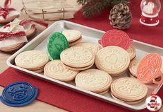 Karácsonyi kekszszendvics Nutellával®