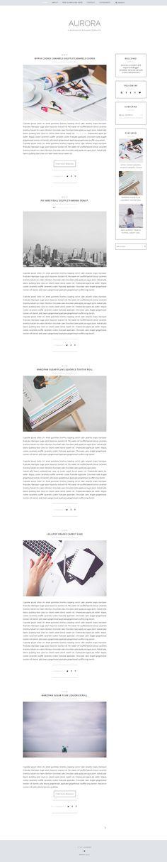 Free responsive Blogger template. Feminine blog design. Fashion blog theme.