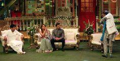 Karan Singh Grover And Bipasha Basu In The Kapil Sharma Show