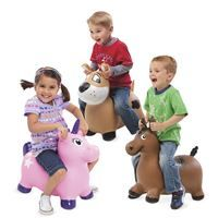 Bounce-A-Long Buddy Inflatable Ride-On Toy