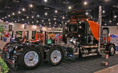 The Las Vegas Convention Center played host to the 2009 Great West Truck Show June 25-27, 2009. Each year, more than 18,000 attendees and more than 400 exhibiting companies' flock to Las Vegas to check out the latest news and gadgets on the market for heavy- and medium-duty trucks, haulers, trailers, sleepers, and show trucks. Read our full coverage of The Great West Truck Show 2009 from the Truck & SUV experts at Truck Trend!