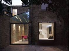 Victorian terraced house extensions in London – House Extensions Builders, Loft Conversions, Garage Conversions Terraced House, Victorian Terrace, Victorian Homes, Victorian Townhouse, London Architecture, Architecture Design, Architecture Wallpaper, Residential Architecture, Side Return Extension