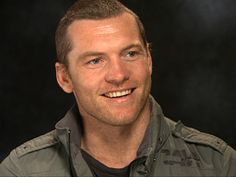 Sam Worthington as Shane 'Scarecrow' Schofield from the series by Matthew Reilly