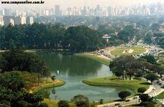 Parque do ibirapuera - São Paulo- Brasil