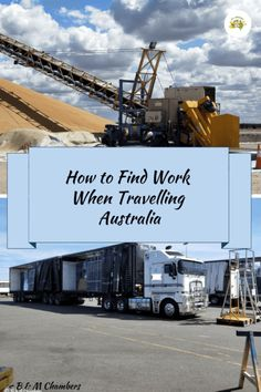 How to Find Work When Travelling Australia - All Around Oz