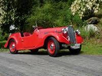 1950 Singer 4A Roadster