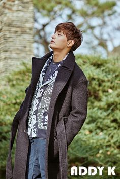 "Do Ji Han, one of the current flower-boys in ""Hwarang"" is seen in the January pictorial for Addy K modeling men's outdoor-wear and looking AMAZING. Korean Men, Asian Men, Asian Actors, Korean Actors, Do Jihan, Korean Celebrities, Celebs, Oppa Ya, The Bright Sessions"
