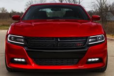 2015 Dodge Charger /// Dodge's rumored Charger SRT Hellcat could be the world's most powerful four-doo