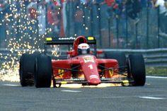 Alain Prost                               FERRARI 641/2                         Tipo036 (NA3.5L-V12)