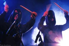 Hardcore Tamburo live@Deposito Giordani, Pordenone 2011