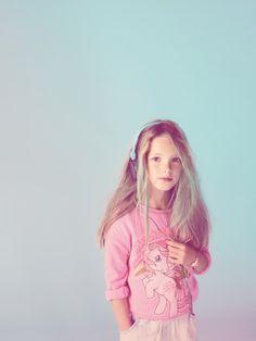 série mode : sea punk | MilK - Le magazine de mode enfant