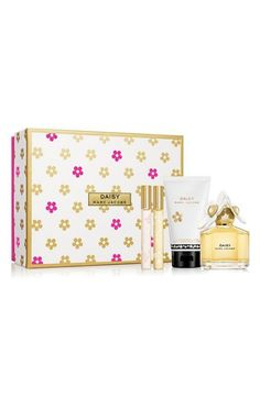 MARC JACOBS 'Daisy' Gift Set #MarcJacobs @Marc Jacobs via @TaggTo