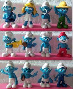 15 Best Smurfs Images The Smurfs Childhood Memories Retro Toys