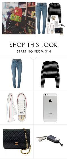 """""""Food adventures with Liam Payne"""" by marsophie ❤ liked on Polyvore featuring Payne, Yves Saint Laurent, Converse, Chanel, OneDirection and LiamPayne"""