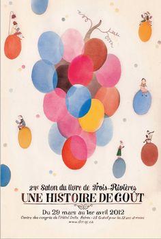 2012 - Une histoire de goût (Janice Nadeau)