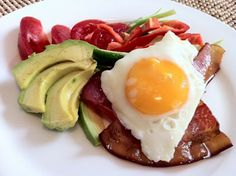 Eat Live Grow Paleo: Avocado is Perfect for Breakfast