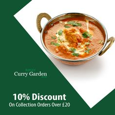 Ripley Curry Garden offers delicious Indian Food in Woking, Guildford Browse takeaway menu and place your order with ChefOnline. Order Takeaway, Indian Food Recipes, Ethnic Recipes, Curry, Menu, Restaurant, Fresh, Heart, Book