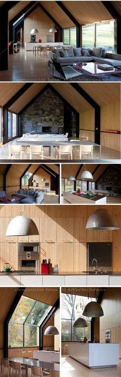 casa-granja-woodstock - Rick Joy Architects