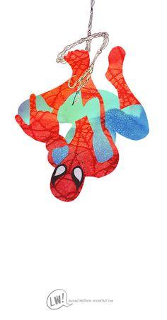 Spider-man repin by #dazehub #daze #herofernalia