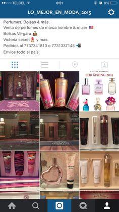 Venta de perfumes de marca