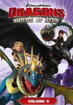 Dragões: Pilotos de Berk 5ª Temporada – Dublado – Todos os Episódios