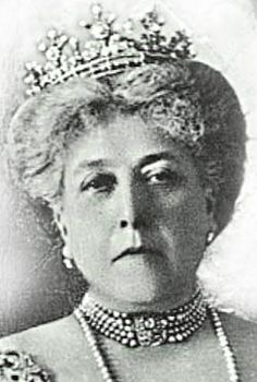 Princess Helena of Great Britian tiara (daughter of Queen Victoria)