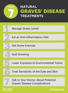 Graves' disease natural treatments - Dr. Axe http://www.draxe.com #health #holistic #natural