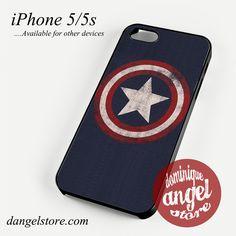 captain america Phone case for iPhone 4/4s/5/5c/5s/6/6 plus