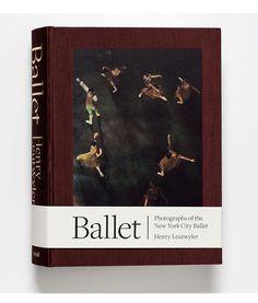 NYC Ballet Book by Henry Leutwyler - Photographs of the New York City Ballet Ballet Nyc, Ballet Books, Dance Books, City Ballet, Bobbi Brown, Best Motivational Books, Dance News, Dance Magazine, Ballet Photos
