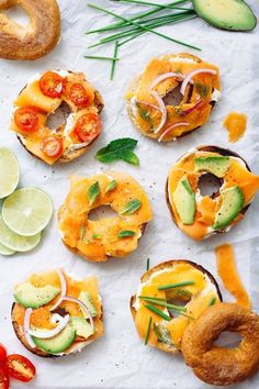 Papaya Lox with Lemon Cream Cheese | Nutrition Stripped