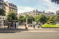Smart 'Trees' Piloted In Paris In A Bid To Curb Pollution Crisis