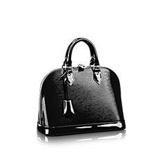 Alma PM Epi - Handbags   LOUIS VUITTON