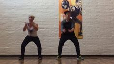 Ugly Heart, G.R.L - Dance Fitness Warm Up - Susanne & Glenn