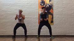 Ugly Heart, G.R.L - Dance Fitness Warm Up - Susanne & Glenn